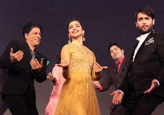 when shah rukh deepika danced on the tunes of madhubala