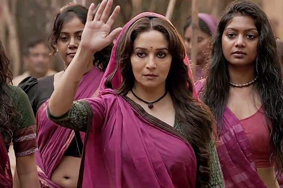 Gulaab Gang set in matriarchal society: Director (see pics