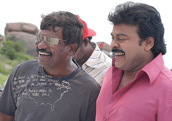 Was supposed to work with Chiranjeevi years ago: Krishna