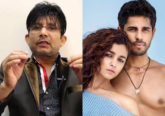 krk passes sleazy comments on alia sidharth ensures he