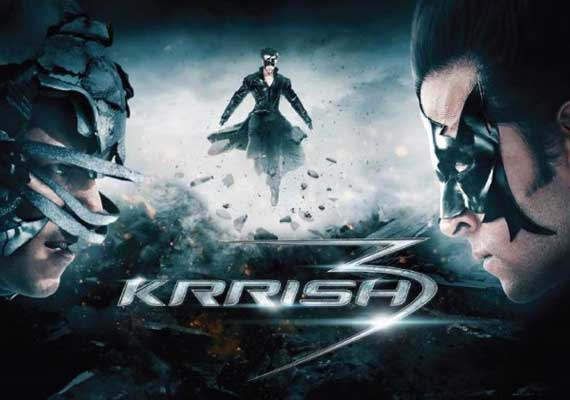 Krrish 3 Movie Review A Thrilling Experience Bollywood