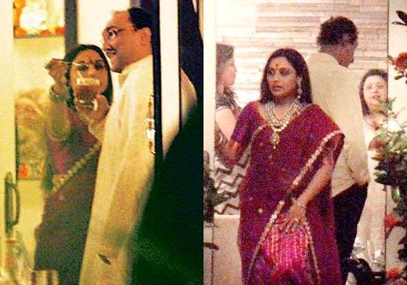 Rani Aditya S Hush Hush Wedding Reasons Revealed View Pics Bollywood News India Tv