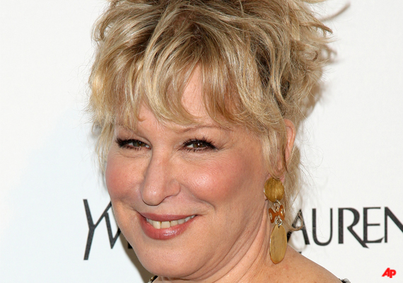 bette midler to be honored by songwriters hall