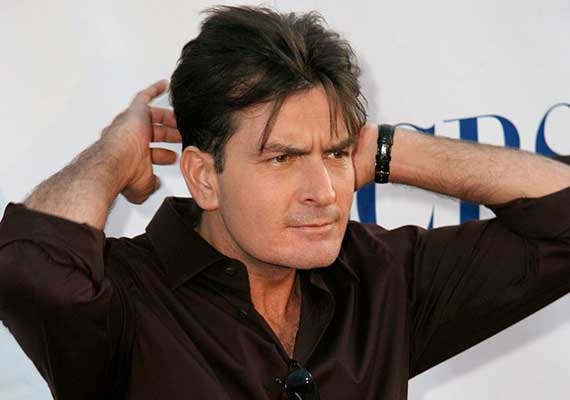 charlie sheen to become a grandfather