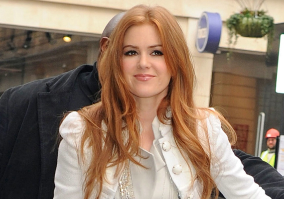 gaining weight easy for isla fisher