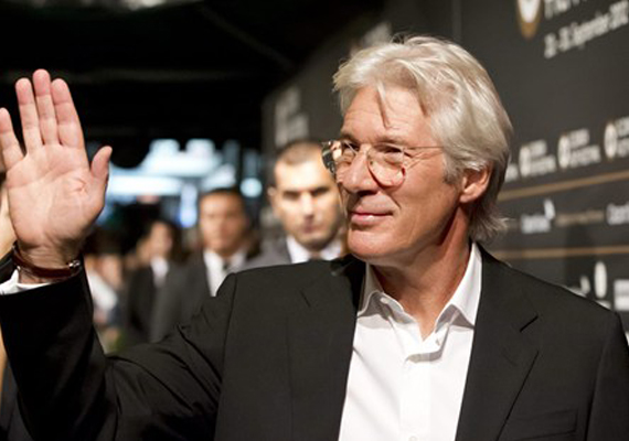 gere gets lifetime achievement award