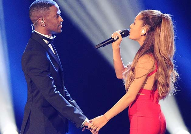 ariana grande ricky alvarez officially a couple