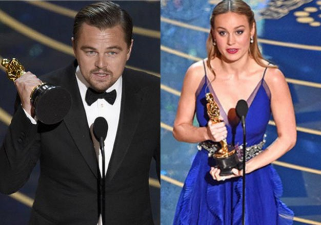 oscars 2016 here s the complete list of winners