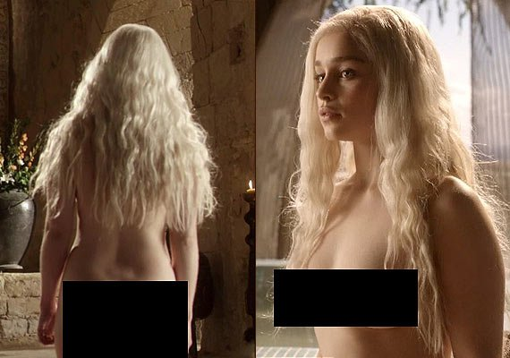nude scene in game of thrones gets approved