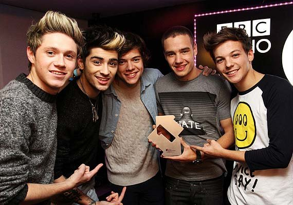 No gifts between One Direction members | Hollywood News – India TV