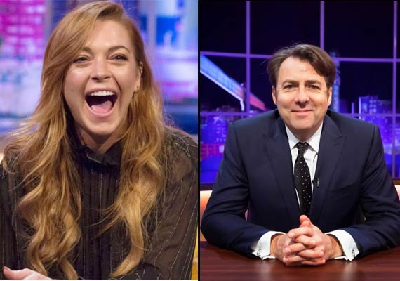 lindsay lohan feels upset on being asked about jail time