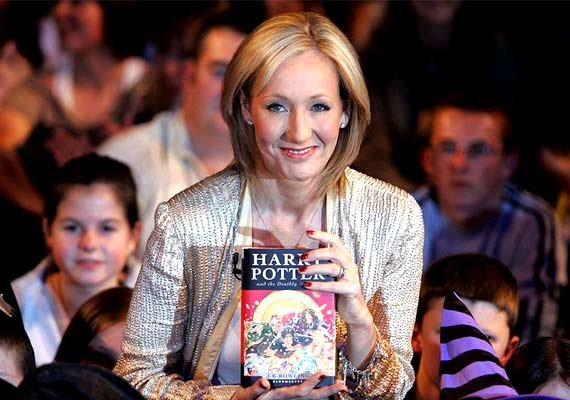 j k rowling to launch new harry potter short story for
