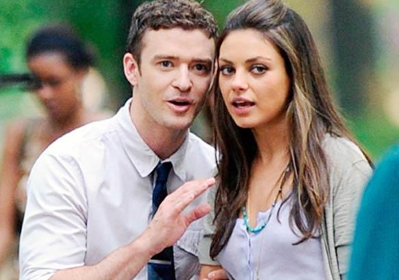 USOM MERCON: Justin Timberlake and Mila Kunis talk gay