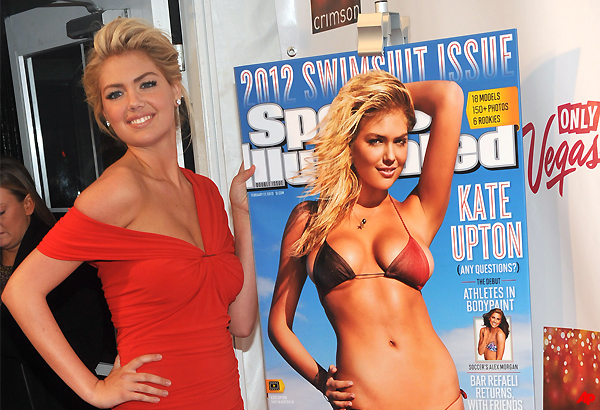 kate upton 19 on sports illustrated swimsuit cover