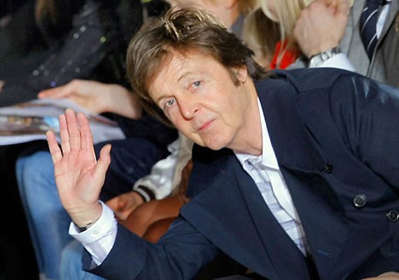 mccartney honored with walk of fame star