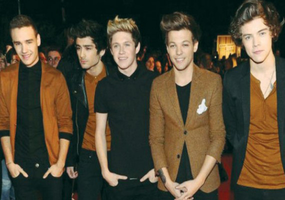 One Direction members barred for no ID proof | Hollywood