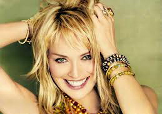 sharon stone to take part in charity show