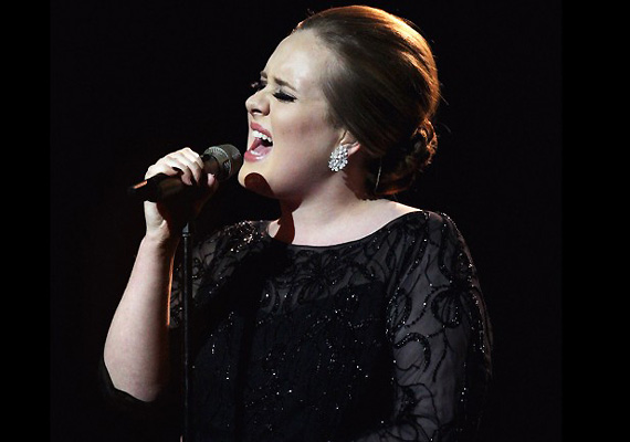 will adele be the belle of the grammy ball