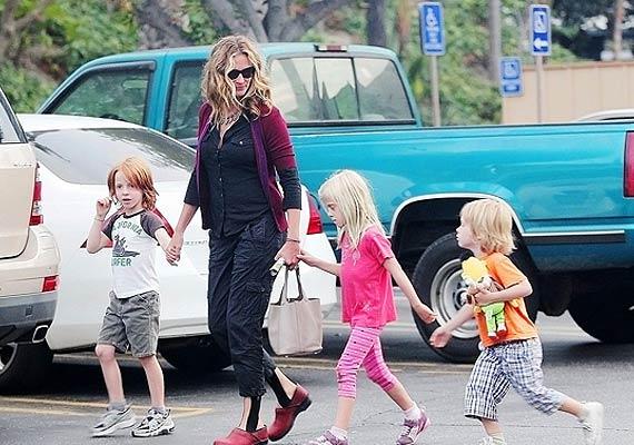 julia roberts prefers kids over her career
