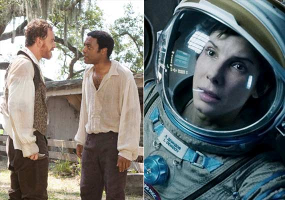 12 years a slave gravity top winners at 86th oscars see pics