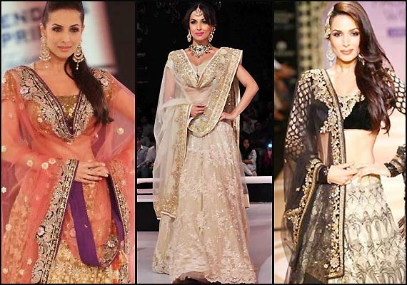 Iifa 2014 Malaika Arora Khan To Scorch The Ramp For Vikram Phandis See Pics Lifestyle News India Tv