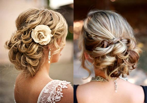 Wedding Hairstyle Try Romantic Side Bun This Time View