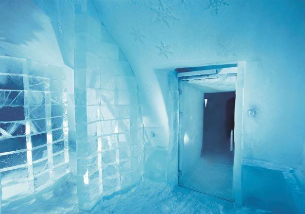 japan hotel offers suite with sub zero temperatures