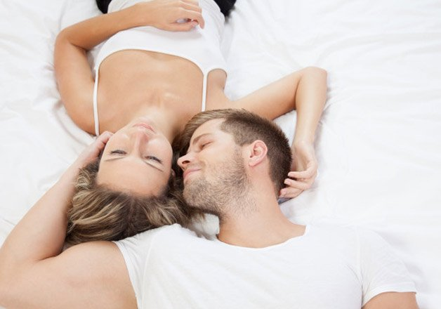 once a week sex is enough to make you happy says study