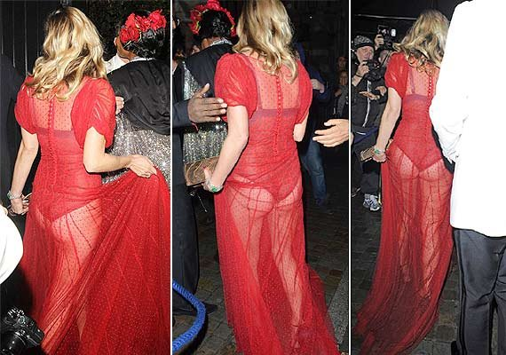 wardrobe malfunction kate moss flashes butts in a see