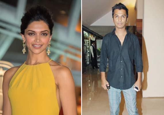 Deepika A Designer Vikram Phadnis A Director Role Reversal Of Fashion Films Lifestyle News India Tv