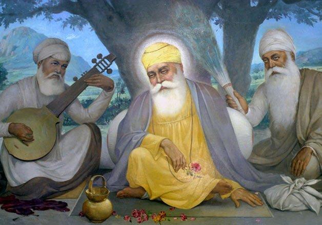 Baba Nanak Show right path