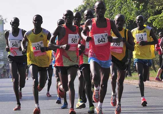 how elite kenyan athletes prove so successful in marathons