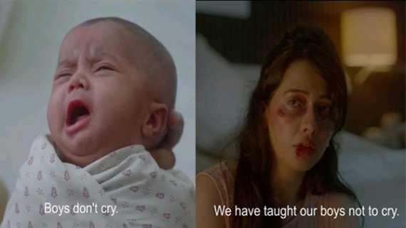 boys don t cry why not teach them something else