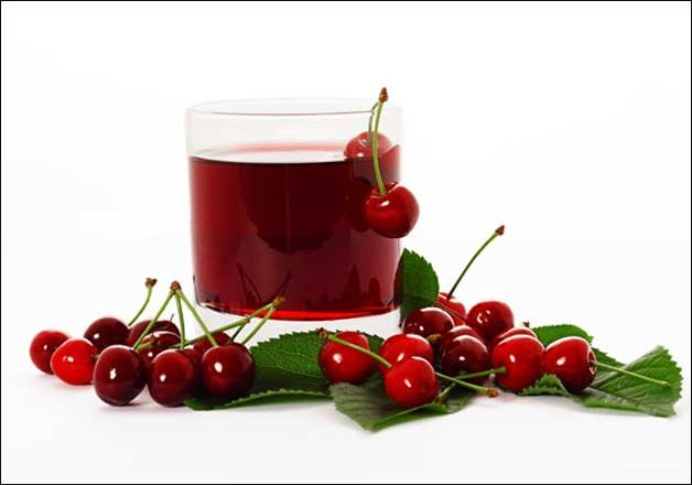 tart cherry juice can helps beat post race sniffles