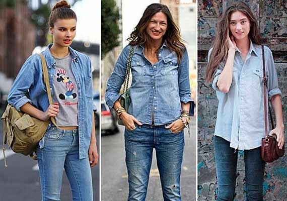 women love denim jeans more than their partners survey