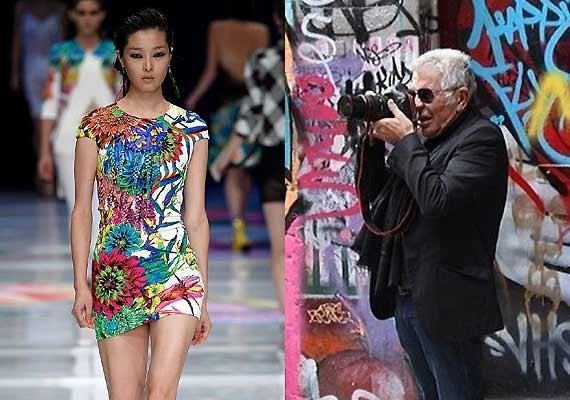 Designer Roberto Cavalli Slams Allegations Of Copying Graffiti Artists Work Lifestyle News India Tv