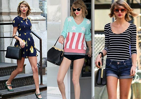 Taylor Swift A Street Style Empress See Pics Lifestyle News India Tv