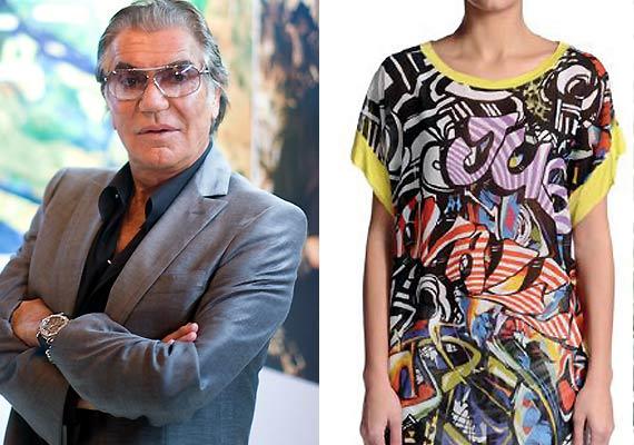 Designer Roberto Cavalli Sued For Copying Street Artist S Graffiti Work Lifestyle News India Tv