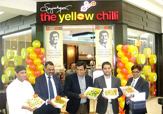 sanjeev kapoor s the yellow chilli to open 25 new outlets