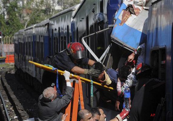 argentina reels after 50 killed in train crash