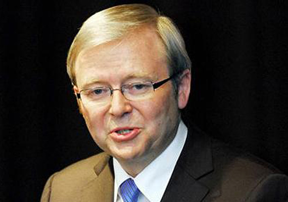 australia s foreign minister kevid rudd resigns amid dispute
