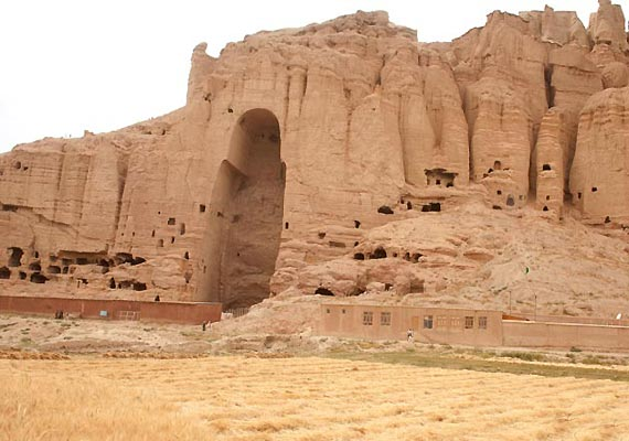 bamiyan buddha in kushi nagar rajnath singh pledges to