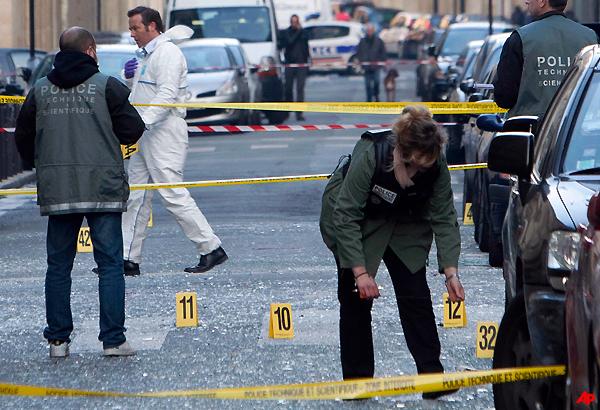 blast at indonesian embassy in paris no casualties