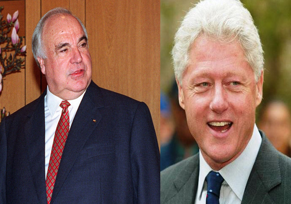 clinton kohl eu among 231 candidates for nobel peace prize