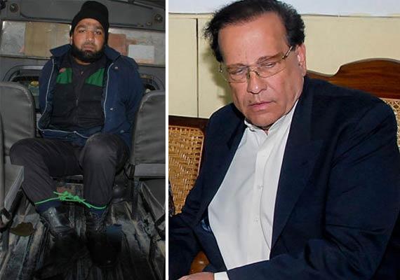 death sentence for salman taseer assassin