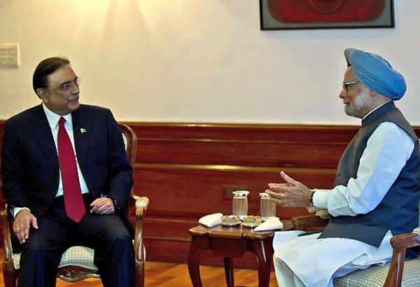 enough of talk act against terror pm to tell zardari