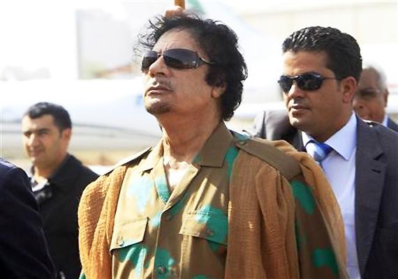 gaddafi the mercurial and eccentric strongman