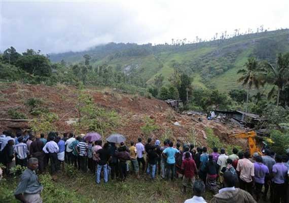 sri lanka says no hope finding mudslide survivors