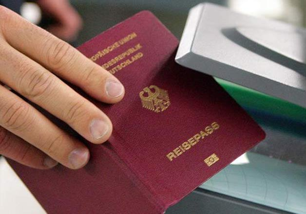 german passport most powerful in world afghan least report