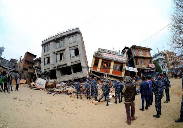 mild tremors hit kathmandu surrounding areas